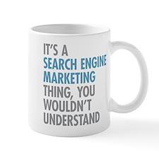 Search Engine Marketing Thing Mugs