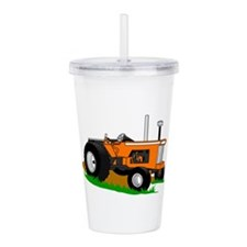 Classic Tractor 1 Acrylic Double-wall Tumbler