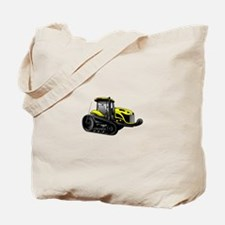 High Track Tractor Tote Bag