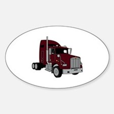 Semi Cab Decal