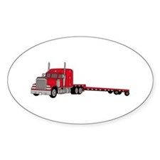 Flatbed Truck Decal