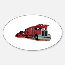 Car Hauler Decal