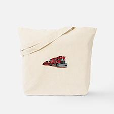 Car Hauler Tote Bag