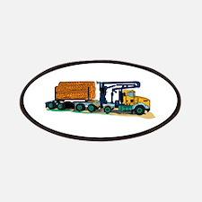 Logging Truck Patch