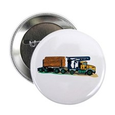 """Logging Truck 2.25"""" Button (100 pack)"""