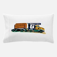 Logging Truck Pillow Case
