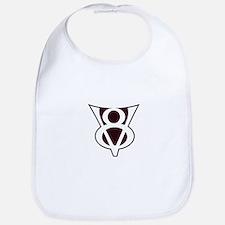 V8 Symbol Bib