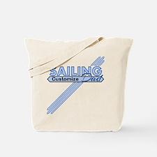 Sailing Dad Tote Bag
