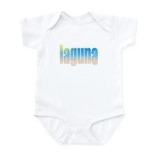 Cute Laguna beach Infant Bodysuit