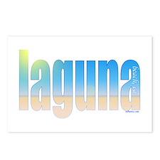 Cute Laguna beach Postcards (Package of 8)