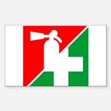 Unique First aid Decal