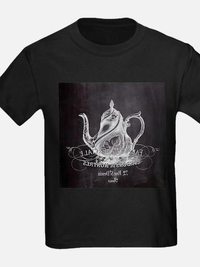 shabby chic teapot T-Shirt