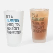 Telemetry Thing Drinking Glass