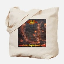 Rock Art Preservation Society Giant Centi Tote Bag
