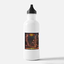 Rock Art Preservation Water Bottle