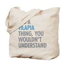 Tilapia Thing Tote Bag
