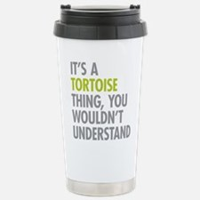 Tortoise Thing Travel Mug