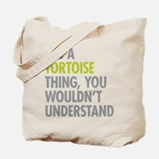 Tortoise Thing Tote Bag