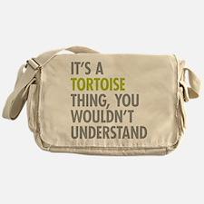 Tortoise Thing Messenger Bag