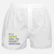 Tortoise Thing Boxer Shorts