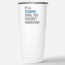 Training Thing Travel Mug
