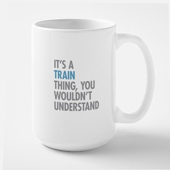Train Thing Mugs