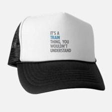 Train Thing Trucker Hat