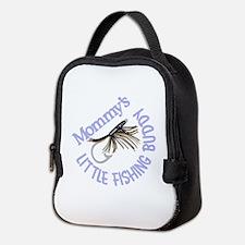 Little Fishing Buddy Neoprene Lunch Bag