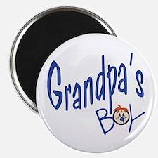 Grandpas Boy Magnets