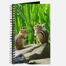 Two Chipmunks Journal