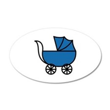 Carriage Wall Decal