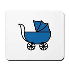 Carriage Mousepad
