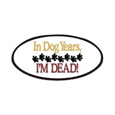 Dog Years Patch