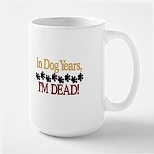 Dog Years Mugs