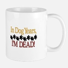 Dog Years Mugs