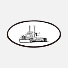 Truck Outline Patch