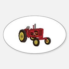 Classic Tractor Decal