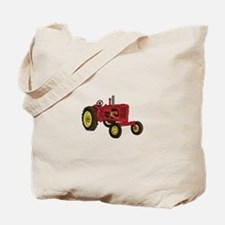 Classic Tractor Tote Bag