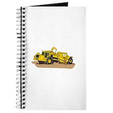 Scraper Truck Journal