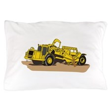 Scraper Truck Pillow Case