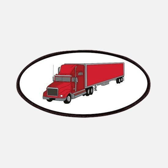 Semi-Truck 1 Patch