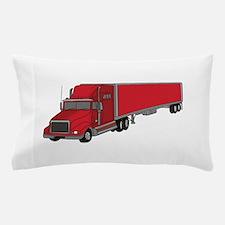 Semi-Truck 1 Pillow Case