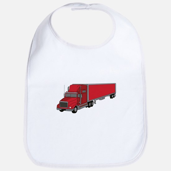 Semi-Truck 1 Bib