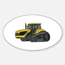 Hi Track Tractor Decal