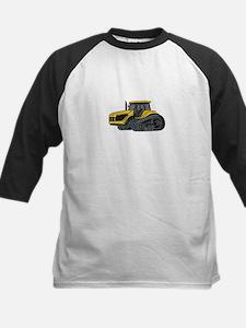 Hi Track Tractor Baseball Jersey