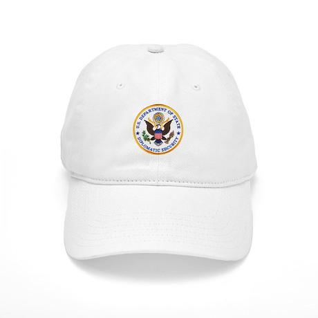 Diplomatic Security Cap