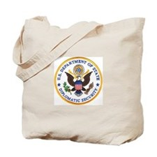 Diplomatic Security Tote Bag