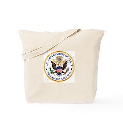Diplomatic Security Tote Bag