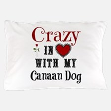 Canaan Dog Pillow Case