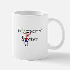 Hockey Sister Mugs